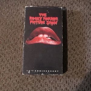 The Rocky Horror Picture Show VHS